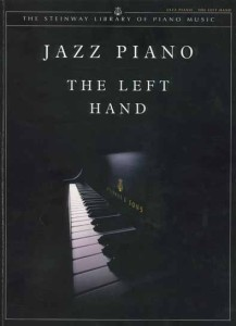 #2 cover JAZZ PIANO THE LEFT HAND