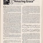 "Rick Wakeman and ""Amazing Grace"""